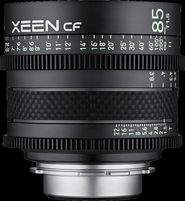 Obiektyw Samyang Xeen CF 85mm T1.5 Canon EF