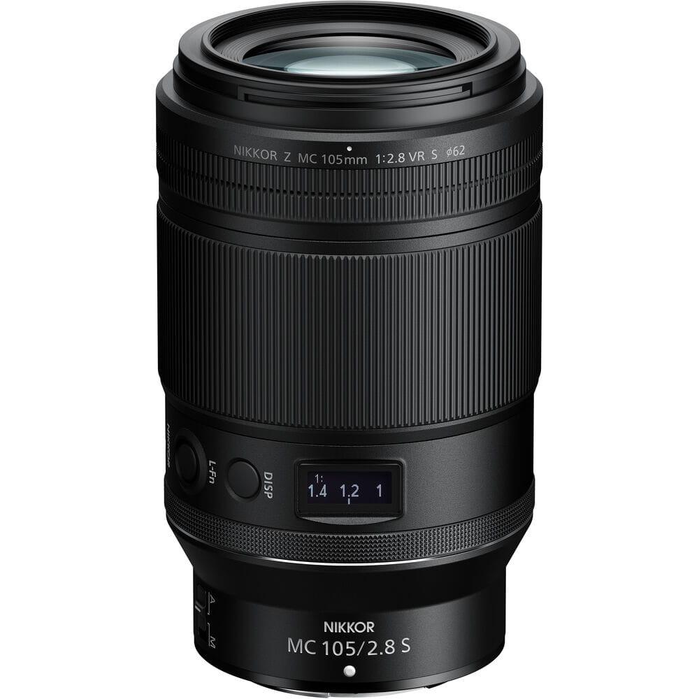 Obiektyw Nikon Nikkor Z MC 105mm f/2.8 VR S | (w magazynie)