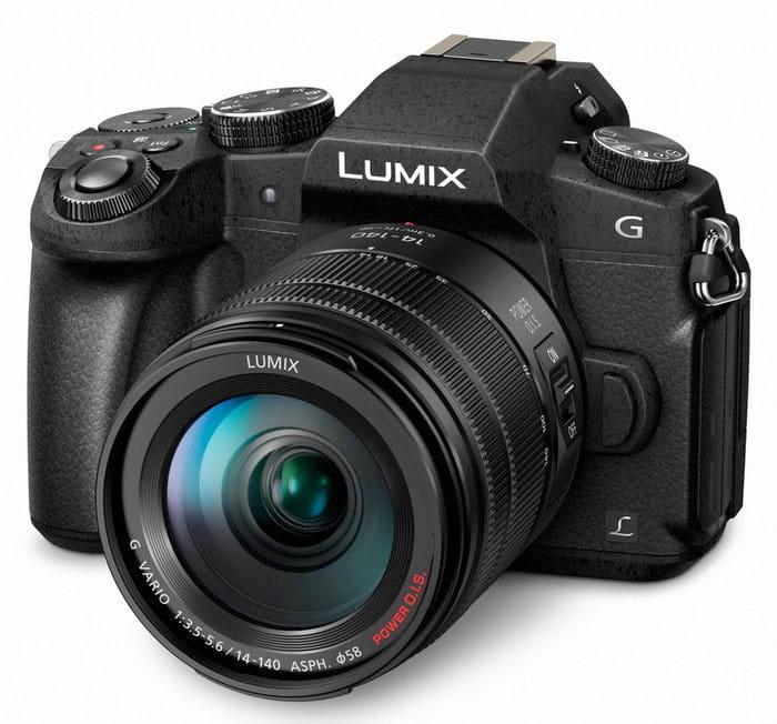 Aparat Panasonic LUMIX G80 DMC-G80HAEGK+ 14-140mm f/3.5-5.6