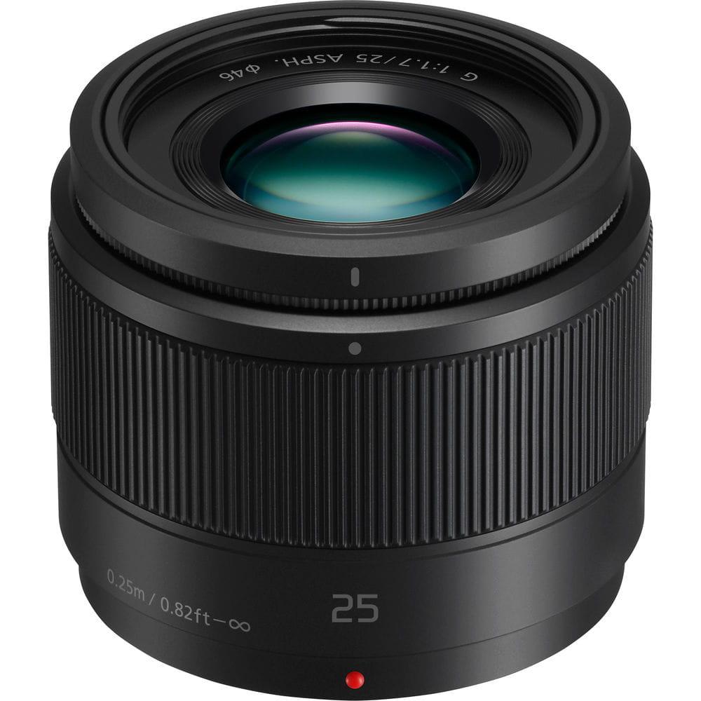 Obiektyw Panasonic Lumix G 25 mm f/1.7
