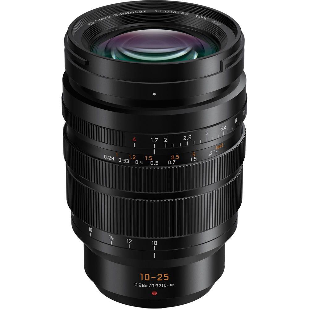 Obiektyw Panasonic Leica DG Vario-Summilux 10-25mm f/1.7 ASPH