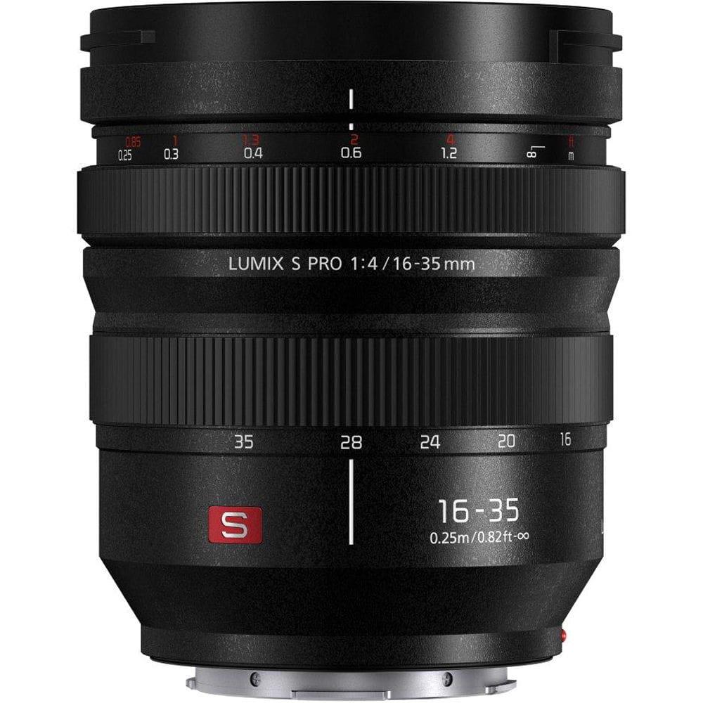 Obiektyw Panasonic Lumix S PRO 16-35mm f/4 | (w magazynie)