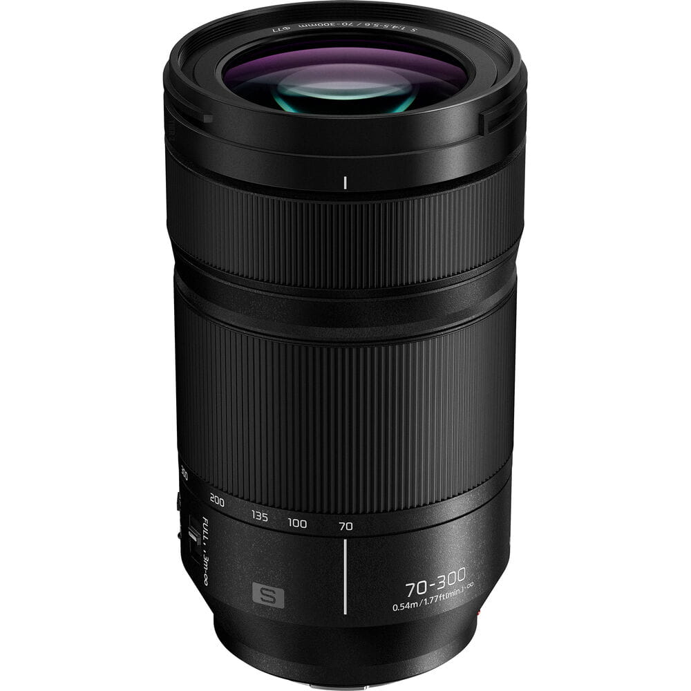 Obiektyw Panasonic Lumix S 70-300mm f/4.5-5.6 MACRO O.I.S.