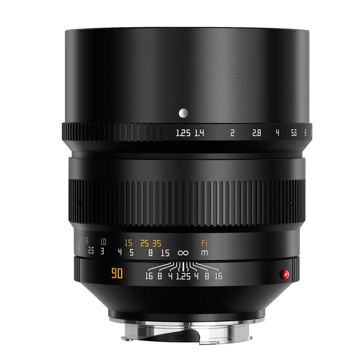 Obiektyw TTArtisan 90mm F1.25 Leica M
