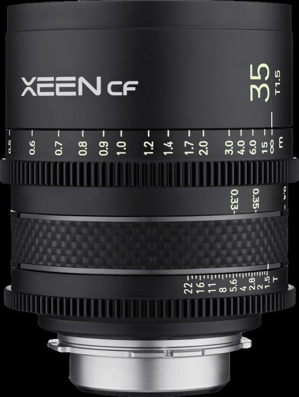Obiektyw Samyang Xeen CF 35mm T1.5 PL