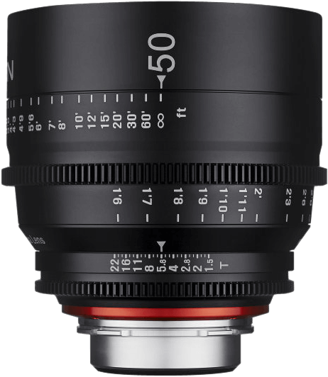 Obiektyw Samyang Xeen 50mm T1.5 Canon EF