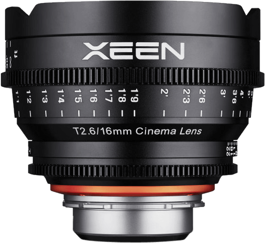 Obiektyw Samyang Xeen 16mm T2.6 Sony E