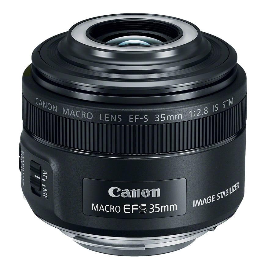 Obiektyw Canon 35 mm f/2.8 EF-S Macro IS STM