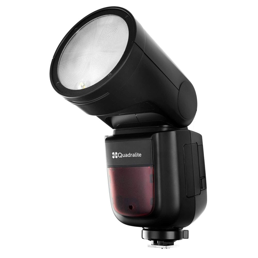 Lampa błyskowa Quadralite Stroboss V1 MFT Olympus / Panasonic